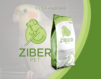 Rebranding | ZIBER PET