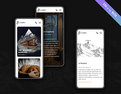 La Marmotta | Website
