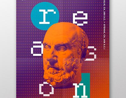 Poster - Estoicismo