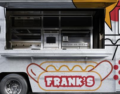 Franks Branding and Truck Design