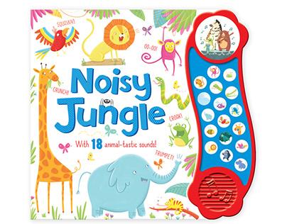 Mega Sounds, Noisy Jungle