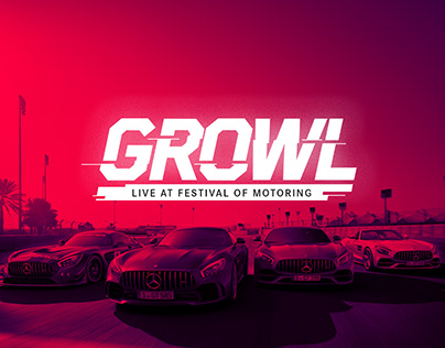 Mercedes-Benz | GROWL Live at Festival of Motoring 2018
