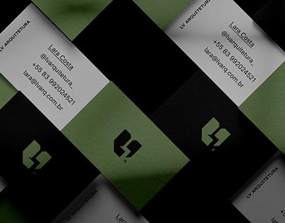 LV Arquitetura | Brand Identity