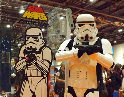 Helix Vintage Star Wars