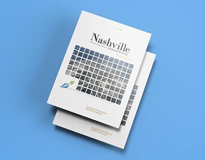 Nashville International Airport Sustainability Report