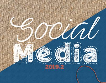 Khute Spinning / Social Media Designs