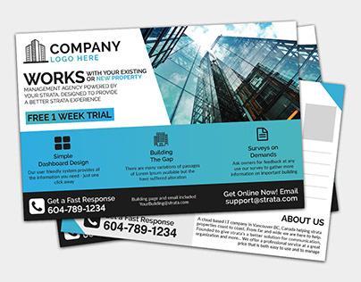 Real Estate Postcard Template & Direct Mail EDDM