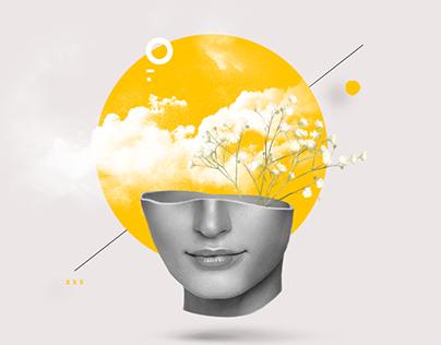 El viaje | Collage