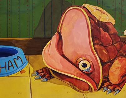 Mr. Ham