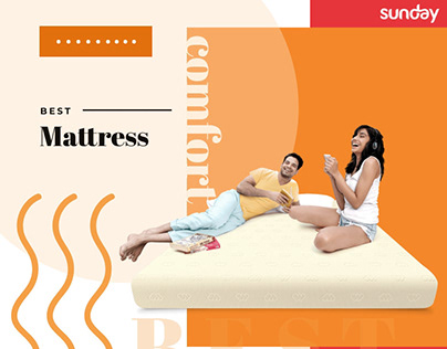Social Media Post — Sunday Mattress