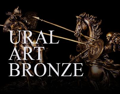 Ural Art Bronze Web Redesign