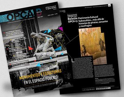 Boletín OPCA 12. opca.uniandes.edu.co/es/