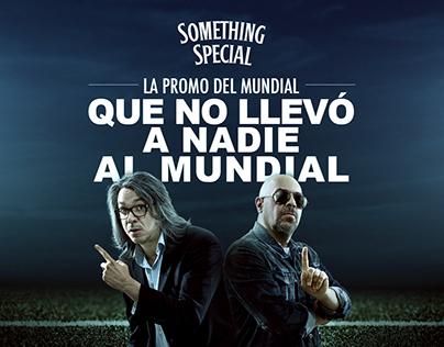 Something Special - No te vamos a llevar!