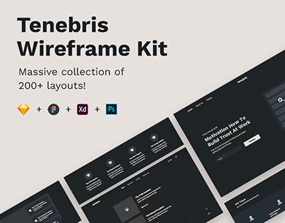 Tenebris Wireframe Kit