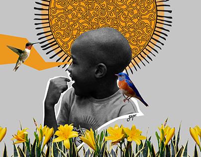 Tempo-Rei | Collage