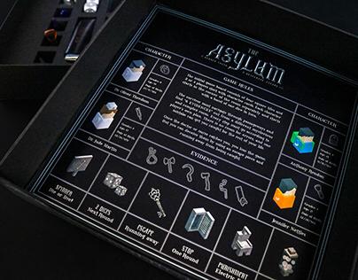 The Asylum | Board Game