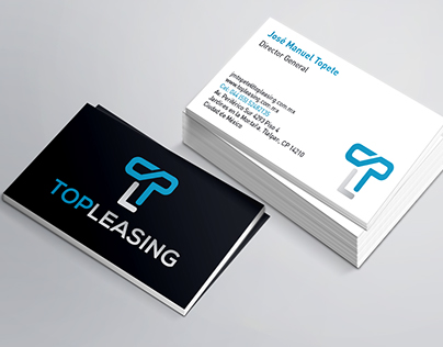 Business Cards - Top Leasing