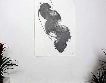 OASE© SHINY BLACK – DOWNWARD SPIRAL
