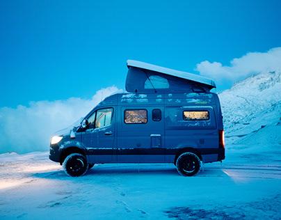 Switzerland - an off road road trip