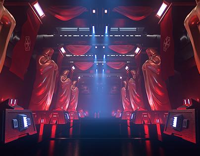 Star wars The sith plot
