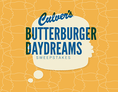 ButterBurger Daydreams Sweepstakes