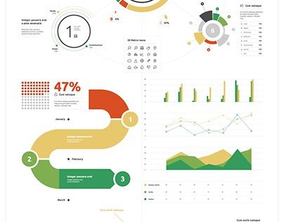 Metro Infographics