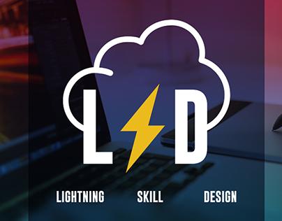 LSD - Lightning Skill Design (Logo)