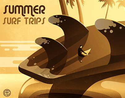 Summer Surf Trips