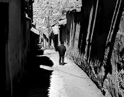 Returning to La Paz - Cityscapes