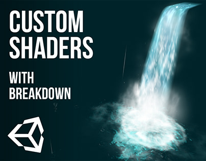 Unity Custom Shader Works