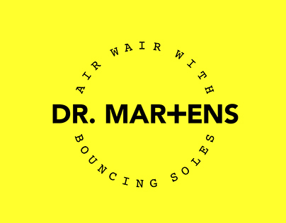 Doc Marten Rebranding