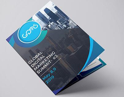 Brochure Design for GDMS e3