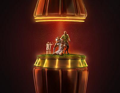 Coca-Cola Key Visual