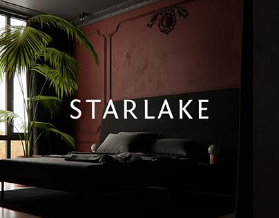Starlake Apartment Website