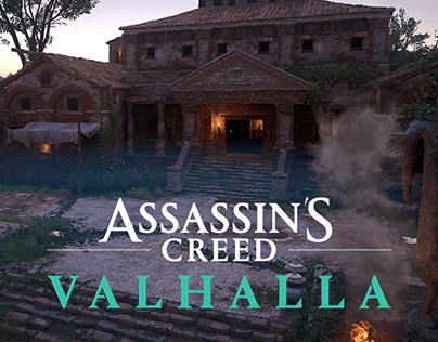 Assassin's Creed Valhalla - Bishop's residence