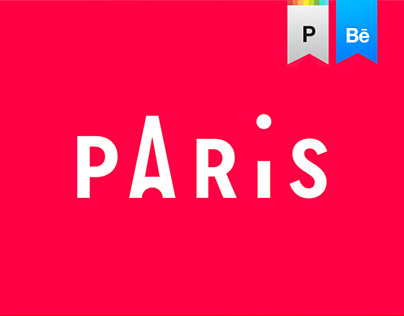Paris Convention and Visitors Bureau - Brand design