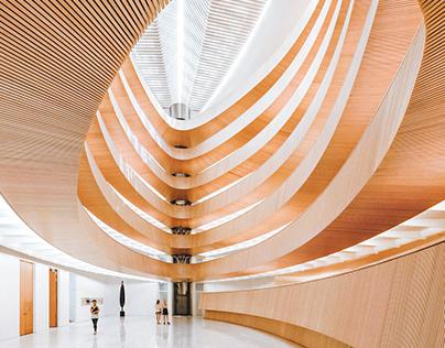 RWI Library | Santiago Calatrava