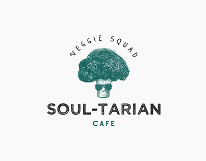 Proposal Logo Soul-Tarian Cafe