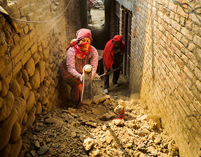 Kathmandu Two Years After The Earthquake
