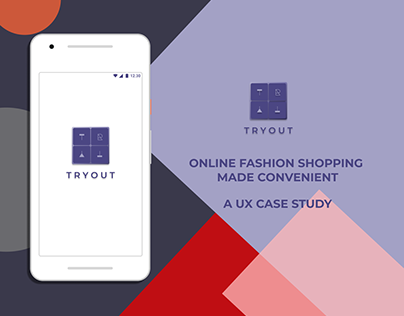 TRYOUT - A UX Case Study