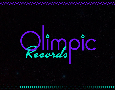 Olimpic Recors Branding