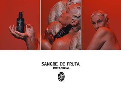 Sangre De Fruta - Website Redesign