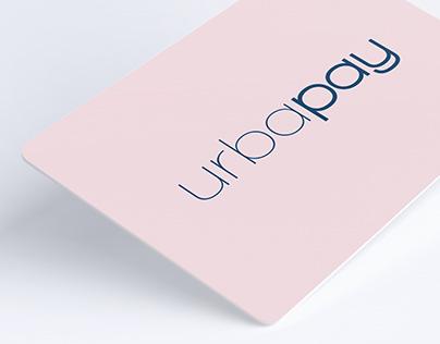 Urbapay Logo Design