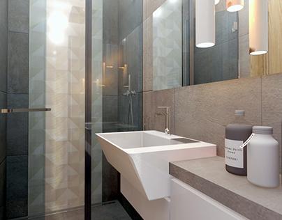 Projekt łazienki w Bielsku-Białej