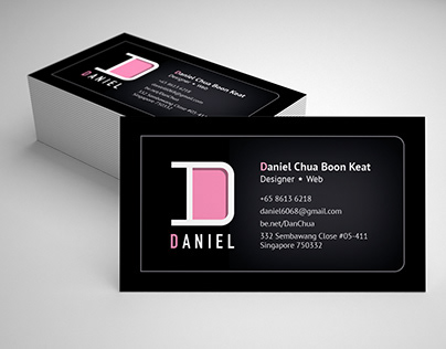 Logo & Name Card