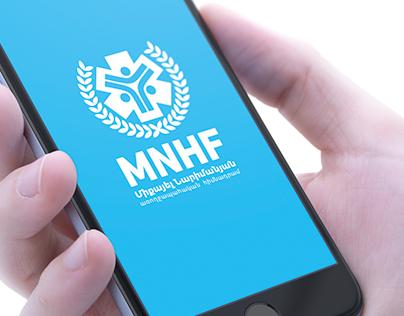 Health Foundation brand concept