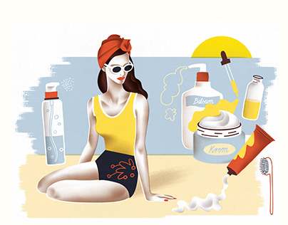 Illustrations for Rossmann