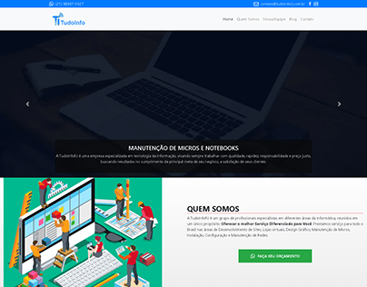 Landing Pages Projects