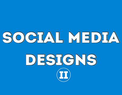 Social Media II
