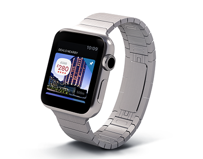 Hotels.com Apple Watch